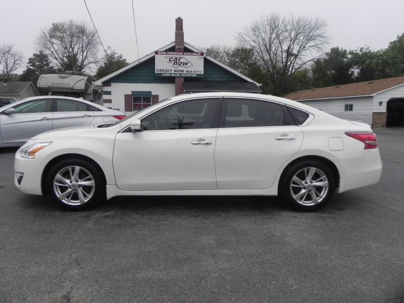 2013 Nissan Altima for sale at Car Now in Mount Zion IL