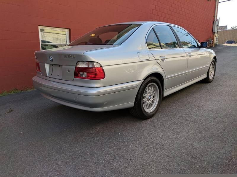 2002 BMW 5 Series for sale at J & T Auto Sales in Warwick RI