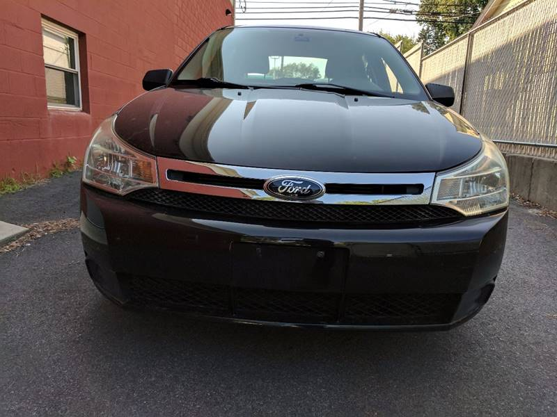 2008 Ford Focus for sale at J & T Auto Sales in Warwick RI