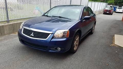 2009 Mitsubishi Galant for sale at J & T Auto Sales in Warwick RI