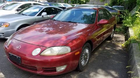 1992 Lexus SC 300 for sale in Warwick, RI