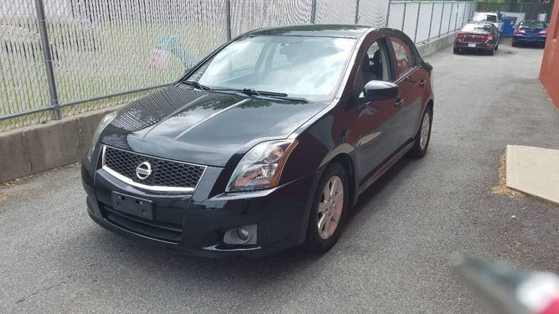 2009 Nissan Sentra for sale at J & T Auto Sales in Warwick RI