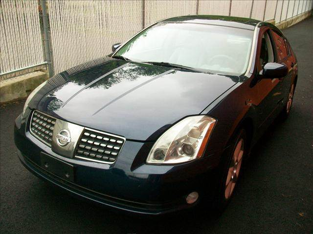 2004 Nissan Maxima for sale at J & T Auto Sales in Warwick RI