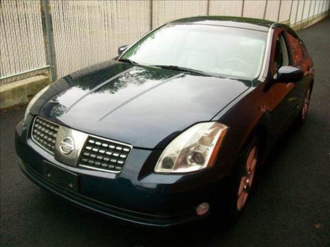 2004 Nissan Maxima for sale at J & T Auto Sales in Warwick RI