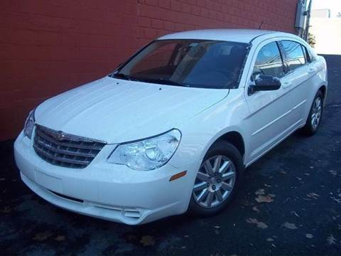 2009 Chrysler Sebring for sale at J & T Auto Sales in Warwick RI
