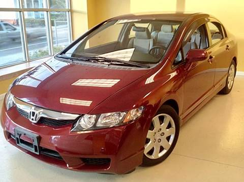 2009 Honda Civic for sale at J & T Auto Sales in Warwick RI