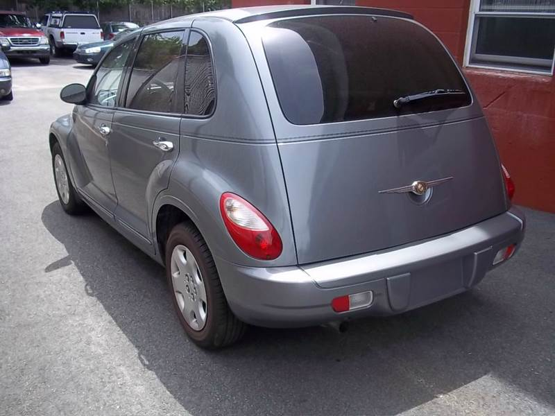 2009 Chrysler PT Cruiser for sale at J & T Auto Sales in Warwick RI