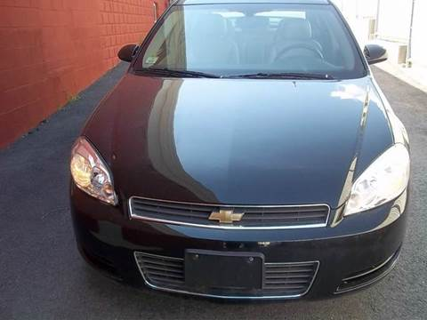 2008 Chevrolet Impala for sale at J & T Auto Sales in Warwick RI