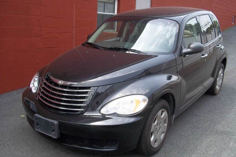 2007 Chrysler PT Cruiser for sale at J & T Auto Sales in Warwick RI