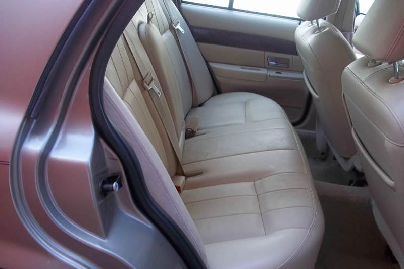 2006 Mercury Grand Marquis for sale at J & T Auto Sales in Warwick RI