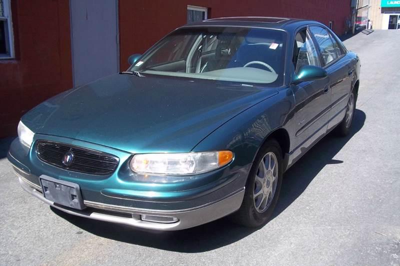 1998 Buick Regal for sale at J & T Auto Sales in Warwick RI