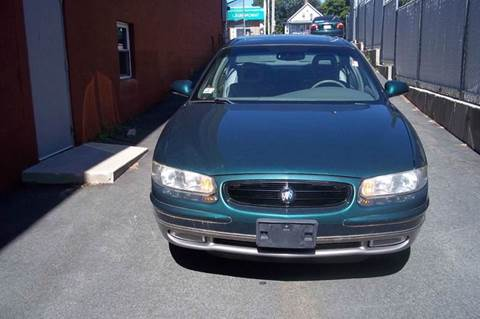 1998 Buick Regal for sale at J & T Auto Sales in Warwick RI