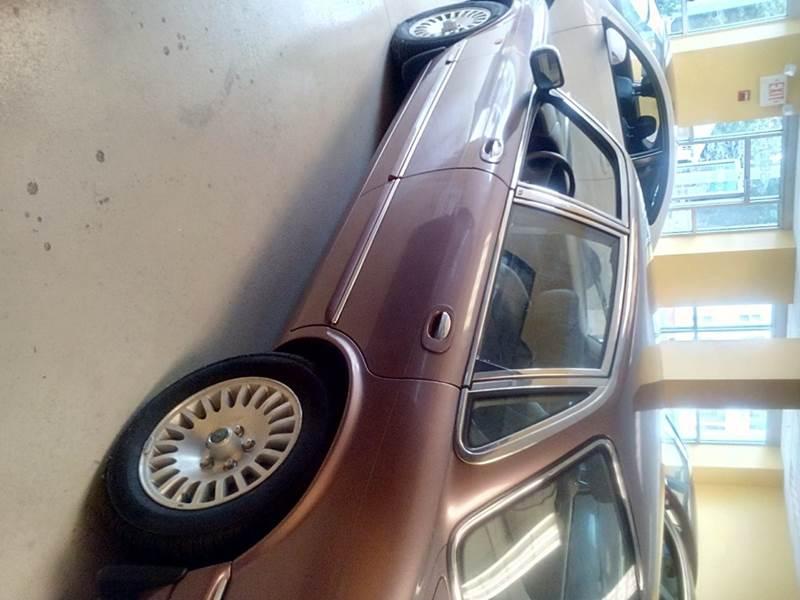 1995 Jaguar XJ-Series for sale at J & T Auto Sales in Warwick RI