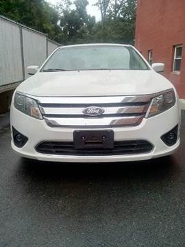 2011 Ford Fusion for sale at J & T Auto Sales in Warwick RI