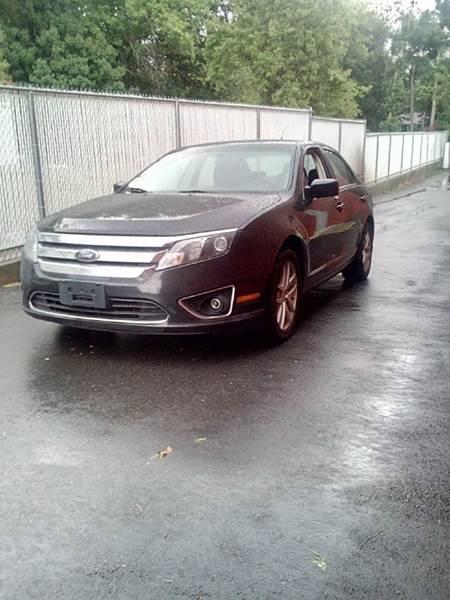 2010 Ford Fusion Sel In Warwick Ri J T Auto Sales