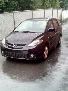 2007 Mazda MAZDA5 for sale at J & T Auto Sales in Warwick RI