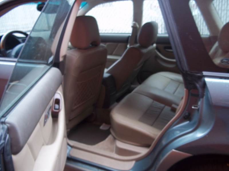 2001 Subaru Outback for sale at J & T Auto Sales in Warwick RI
