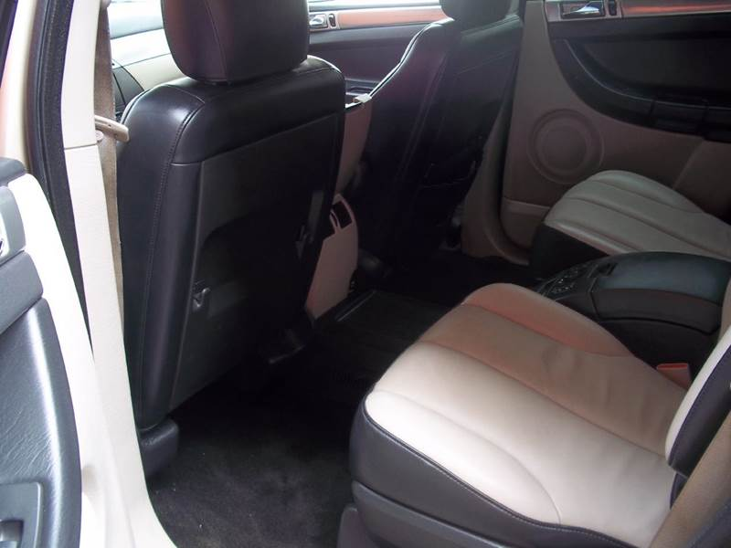 2006 Chrysler Pacifica for sale at J & T Auto Sales in Warwick RI