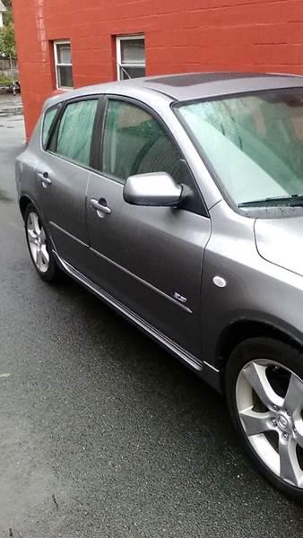 2006 Mazda MAZDA3 for sale at J & T Auto Sales in Warwick RI