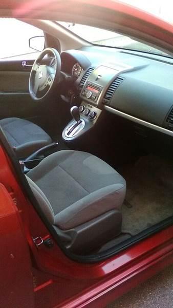 2011 Nissan Sentra for sale at J & T Auto Sales in Warwick RI