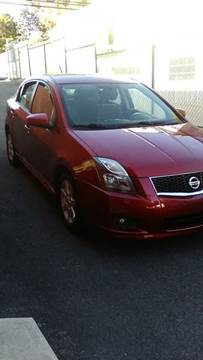 2011 Nissan Sentra for sale at J & T Auto Sales in Warwick RI