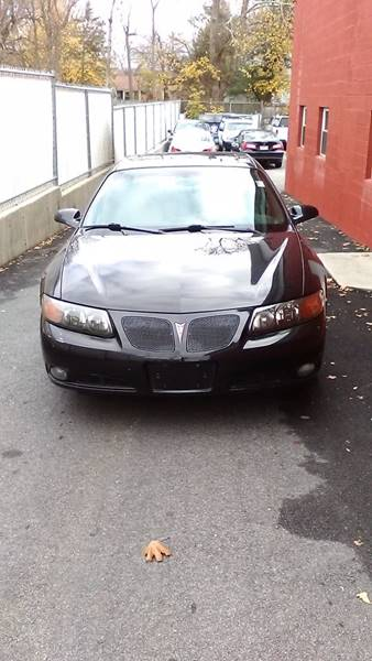 2004 Pontiac Bonneville for sale at J & T Auto Sales in Warwick RI