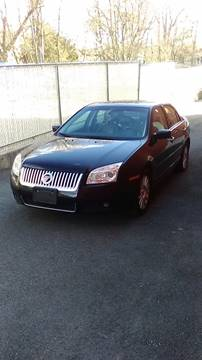 2007 Mercury Milan for sale at J & T Auto Sales in Warwick RI