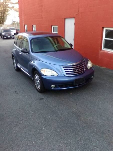 2006 Chrysler PT Cruiser for sale at J & T Auto Sales in Warwick RI