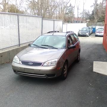 2005 Ford Focus for sale at J & T Auto Sales in Warwick RI