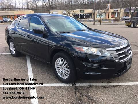 2012 Honda Crosstour for sale in Loveland, OH