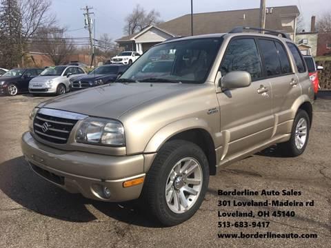 2004 Suzuki Grand Vitara for sale in Loveland, OH