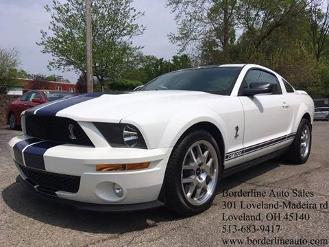 2007 Ford Shelby GT500 for sale in Loveland, OH