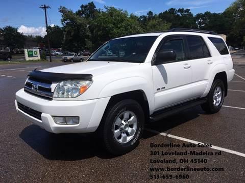 Used 4runner For Sale >> Used Toyota 4runner For Sale In Ohio Carsforsale Com