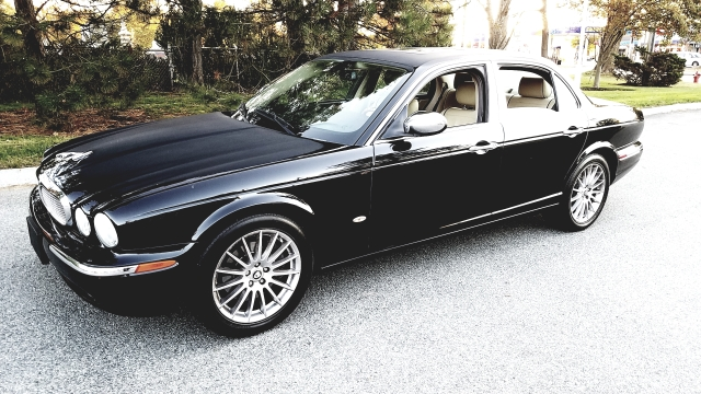 2007 Jaguar XJ Series XJ8 4dr Sedan   Newburyport MA