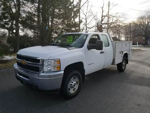 Used Trucks For Sale In Ma >> 2013 Chevrolet Silverado 2500hd For Sale In Newburyport Ma