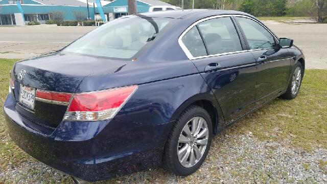 2012 Honda Accord EX 4dr Sedan 5A - Slidell LA