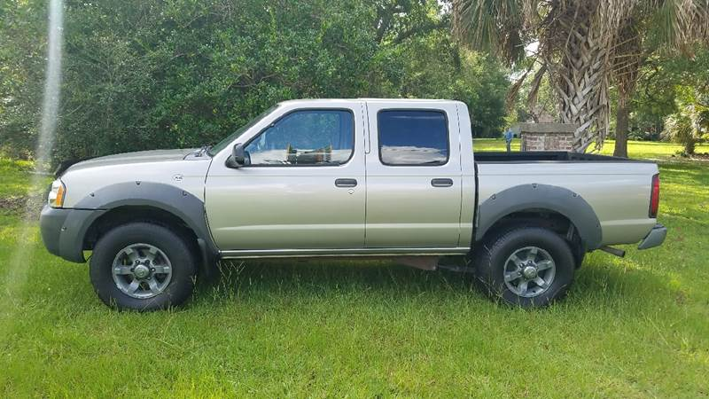 2001 Nissan Frontier XE 4dr Crew Cab SB 2WD - Slidell LA