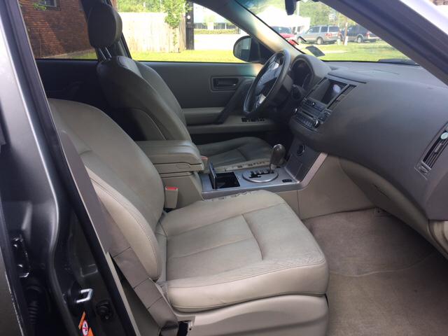 2005 Infiniti FX35 Base Rwd 4dr SUV - Slidell LA