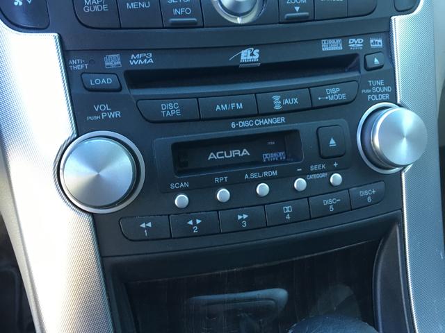 2008 Acura TL 4dr Sedan w/Navigation - Slidell LA