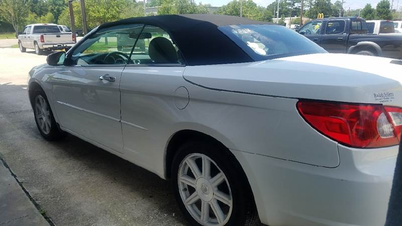 2008 Chrysler Sebring Limited 2dr Convertible - Slidell LA