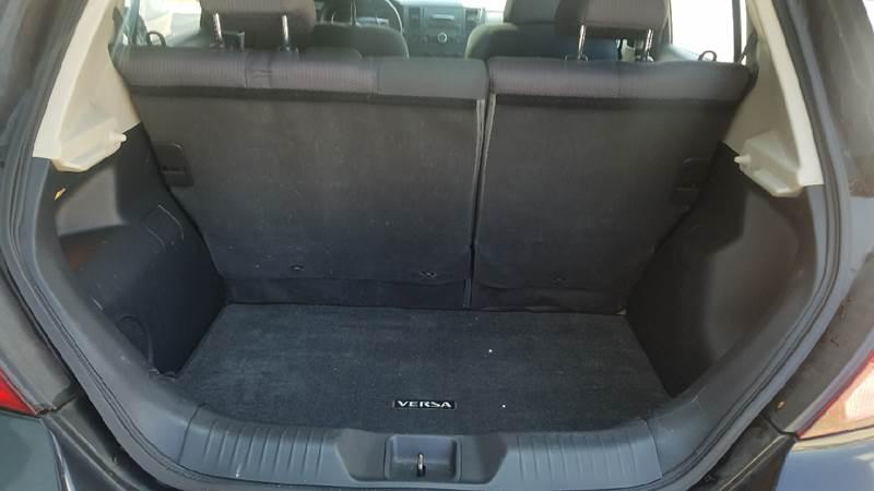 2007 Nissan Versa 1.8 SL 4dr Hatchback (1.8L I4 CVT) - Slidell LA