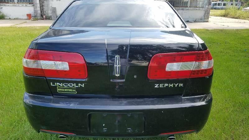 2006 Lincoln Zephyr 4dr Sedan - Slidell LA