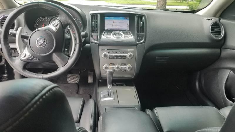 2013 Nissan Maxima 3.5 SV 4dr Sedan - Slidell LA