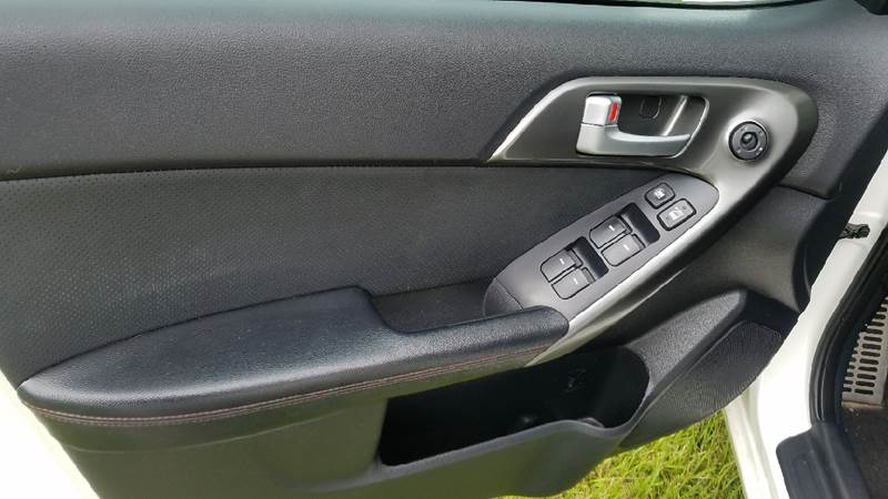 2011 Kia Forte SX 4dr Sedan 6A - Slidell LA