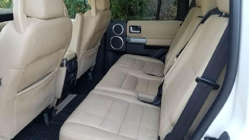 2008 Land Rover LR3 4x4 SE 4dr SUV - Slidell LA