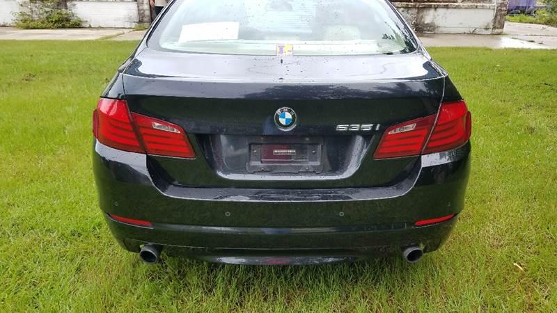2011 BMW 5 Series 535i 4dr Sedan - Slidell LA
