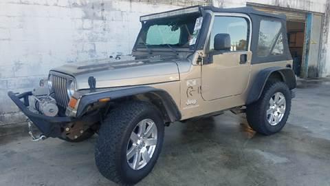 2004 Jeep Wrangler for sale in Slidell, LA