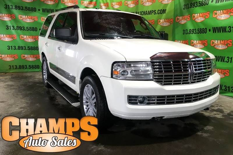2007 Lincoln Navigator car for sale in Detroit