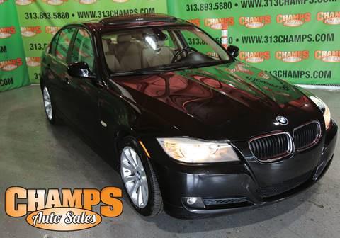 2011 BMW 3 Series for sale in Detroit, MI