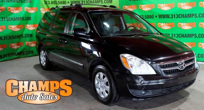 2008 Hyundai Entourage car for sale in Detroit